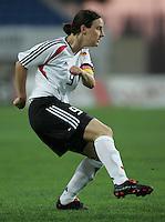 MAR 13, 2006: Faro, Portugal:  Birgit Prinz