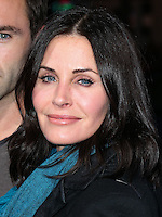 HOLLYWOOD, LOS ANGELES, CA, USA - NOVEMBER 20: Courteney Cox arrives at the Los Angeles Premiere Of Warner Bros. Pictures' 'Horrible Bosses 2' held at the TCL Chinese Theatre on November 20, 2014 in Hollywood, Los Angeles, California, United States. (Photo by Xavier Collin/Celebrity Monitor)