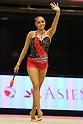 Evgeniya Kanaeva (RUS), .OCTOBER 29, 2011 - Rhythmic Gymnastics : .AEON CUP 2011 Worldwide R.G. Club Championships .Clubs .at Tokyo Metropolitan Gymnasium, Tokyo, Japan. .(Photo by YUTAKA/AFLO SPORT)