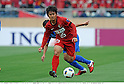Yasushi Endo (Antlers), MAY 3rd, 2011 - Football : AFC Champions League Group H match between Kashima Antlers 2-0 Shanghai Shenhua at National Stadium in Tokyo, Japan. (Photo by Takamoto Tokuhara/AFLO).