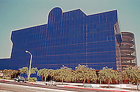 Cesar Pelli: Pacific Design Center, Los Angeles, 1975. Photo '82.
