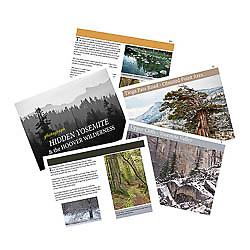 Peek Inside Hidden Yosemite eBook