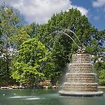 Goodale Park Fountain