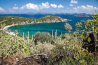 Privateer Bay.St. John, U.S. Virgin Islands