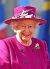 Queen Elizabeth - Commonweath Games2018 Baton