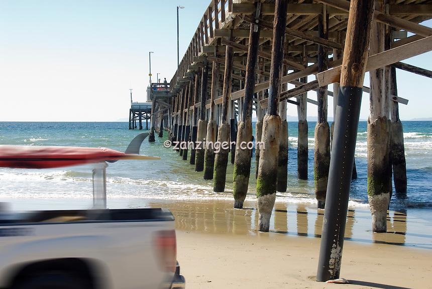 Newport Beach, CA, Balboa Peninsula, Orange County, California High dynamic range imaging (HDRI or HDR)