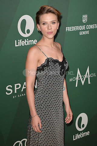 BEVERLY HILLS - OCTOBER 14:  Scarlett Johansson at Variety's Power Of Women Luncheon 2016 at the Beverly Wilshire Four Seasons Hotel on October 14, 2016 in Beverly Hills, California. Credit: mpi991/MediaPunch