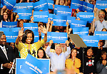 Michelle Obama Cleveland 10.15