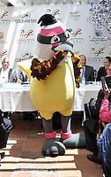 Presentación Juegos Mundiales Cali / World Games  Cali 2013 Launch 20-02-2013