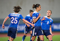 USWNT vs Norway, March 4, 2015