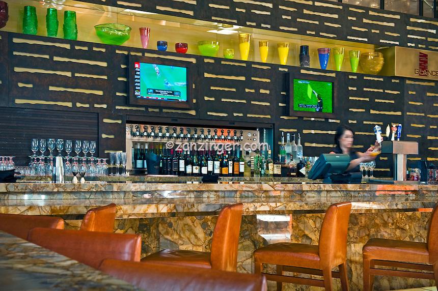 JW Marriott, LA LIVE, Los Angeles, CA, Downtown, Bar Lounge,