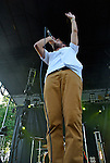 Sol performs at Bumbershoot 2013 in Seattle, WA USA
