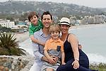Custer Family - Laguna Beach