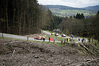 Liege-Bastogne-Liege 2012.98th edition..leaders