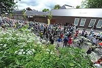 FIETSSPORT: FRYSLÂN: 16-05-2016, Fietselfstedentocht, ©foto Martin de Jong