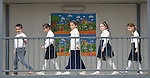 Students in the Al Bishara School, run by the Dominican Sisters of St. Catherine of Siena in Ankawa, near Erbil, Iraq, on April 9, 2016. The school's students, and the nuns that run the school, were displaced by ISIS in 2014.