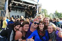 Selbygger på Årsøya. Foto: Bente Haarstad Sommerfestivalen i Selbu er en av Norges største musikkfestivaler. Sommerfestivalen is one of the biggest music festivals in Norway.