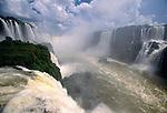 Iguaçu falls, Iguaçu National Park, Parana State, Brazil