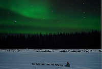 Iditarod Race, Alaska