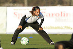 20 March 2009: Sky Blue's Mele French. The WPS's Sky Blue FC played the University of North Carolina Tar Heels in a preseason game at Macpherson Stadium in Brown's Summit, North Carolina.
