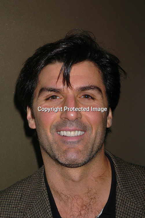 Vincent Irizarrry..at the All My Children Christmas party at the Copacabana  on December 17, 2003. Photo by Robin Platzer, Twin Images.