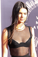 LOS ANGELES, CA, USA - AUGUST 24: Kendall Jenner at the 2014 MTV Video Music Awards held at The Forum on August 24, 2014 in the Los Angeles, California, United States. (Photo by Xavier Collin/Celebrity Monitor)