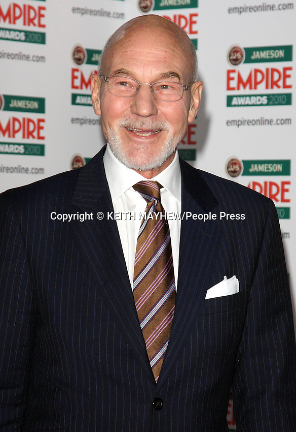 London - Jameson Empire Film Awards at the Grosvenor House Hotel, Park Lane, London - March 28th 2010..Photo by Keith Mayhew..