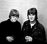 Peter and Gordon 1964 Peter Asher and Gordon Waller.© Chris Walter.
