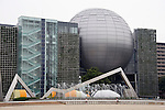 Photo shows the the metropolitan science museum in Nagoya, Aichi Prefecture, Japan on 13 Oct. 2011. Photograph: Robert Gilhooly