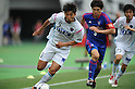 Kim Kun-Hoan (Sagan), Masato Morishige (FC Tokyo),.MAY 20, 2012 - Football / Soccer :.2012 J.League Division 1 match between F.C.Tokyo 3-2 Sagan Tosu at Ajinomoto Stadium in Tokyo, Japan. (Photo by Hitoshi Mochizuki/AFLO)