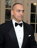 Joe Echevarria, Chief Executive Officer, Deloitte LLP arrives for the Official Dinner in honor of Prime Minister David Cameron of Great Britain and his wife, Samantha, at the White House in Washington, D.C. on Tuesday, March 14, 2012..Credit: Ron Sachs / CNP.(RESTRICTION: NO New York or New Jersey Newspapers or newspapers within a 75 mile radius of New York City)