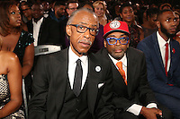 ATLANTA, GA - SEPTEMBER 18, 2016 Al Sharpton & Spike Lee attend the 2016 Triump Awards at the Tabernacle, September 18, 2016 in Atlanta, Georgia. Photo Credit: Walik Goshorn / Mediapunch