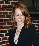 """Celebrities Visit """"LateShow with David Letterman"""" August 3, 2011"""