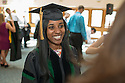 Erin Hickman. Class of 2012 commencement.