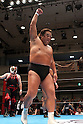 Riki Choshu, JULY 21, 2011 - Pro Wrestling : Real Japan Pro-Wrestling event at Korakuen Hall in Tokyo, Japan. (Photo by Yukio Hiraku/AFLO)