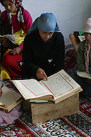 TURCHIA Kurdistan  Dogubayazit  Scuola coranica