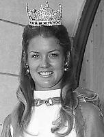 1970 Mary Hart (Harum), Miss South Dakota