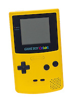 Nintendo Game Boy Colour - Jan 2013.