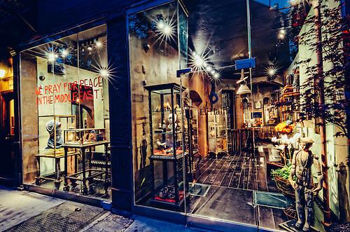 Eli Halili Storefront