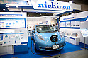 May 131, 2012, Tokyo, Japan - The next generation of electric vehicles in the Smart Grid Exhibition and Automotive Next Industry Fair at Tokyo Big Site. The Smart Grid Exhibition and Automotive Next Industry Fair 2012 shows the next generation of vehicles and manufacturing working with eco energy, from May 30th. to June 1st. at Tokyo Big Site. ..