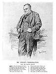 Mr Punch's Personalities. XLIX. - Mr Hilaire Belloc.
