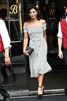 NEW YORK, NY - JULY 21: Jenna Dewan Tatum seen on July 21, 2016 in New York City. Credit: DC/Media Punch