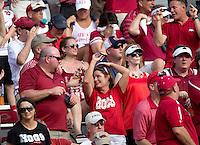 HAWGS ILLUSTRATED JASON IVESTER --08/30/2014--<br /> Arkansas @ Auburn football<br /> Jordan-Hare Stadium in Auburn, Ala.