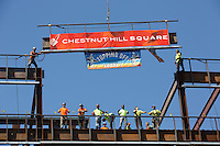 Event - Chestnut Hill Square Topping Off