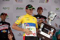 Vuelta Ciclística a Colombia Supérate 2013