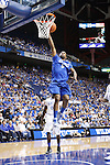 Wayne Turner shoots the ball at the Alumni Charity Basketball Game at Rupp Arena in Lexington, Ky., on Saturday, September 15, 2012. Photo by Tessa Lighty | Staff