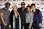 Eric Lane, LaDonna Tittle, R. Kelly, Tracey Bonner and Erika Ringor  Attend Special Private Screening of the All-New Chapters of TRAPPED IN THE CLOSET With Creator and Star R. Kelly Hosted by IFC at the Sunshine Cinema, NY  11/19/12