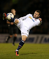 Bolton Wanderers' Adam Le Fondre<br /> <br /> Photographer Rob Newell/CameraSport<br /> <br /> The EFL Sky Bet League One - Gillingham v Bolton Wanderers - Tuesday 14th March 2017 - MEMS Priestfield Stadium - Gillingham<br /> <br /> World Copyright &copy; 2017 CameraSport. All rights reserved. 43 Linden Ave. Countesthorpe. Leicester. England. LE8 5PG - Tel: +44 (0) 116 277 4147 - admin@camerasport.com - www.camerasport.com