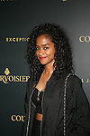 New York Based Director, Filmmaker, Artist, Designer, Creative Consultant and DJ VASHTIE KOLA AT TYSON BECKFORD HONORED  AT COURVOISIER'S EXCEPTIONAL JOURNEY LAUNCH EVENT HOSTED BY CHEF ROBLE HELD AT  THE SKYLARK
