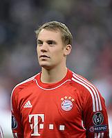 FUSSBALL   CHAMPIONS LEAGUE   SAISON 2013/2014   Vorrunde FC Bayern Muenchen - ZSKA Moskau       17.09.2013 Torwart Manuel Neuer (FC Bayern Muenchen)